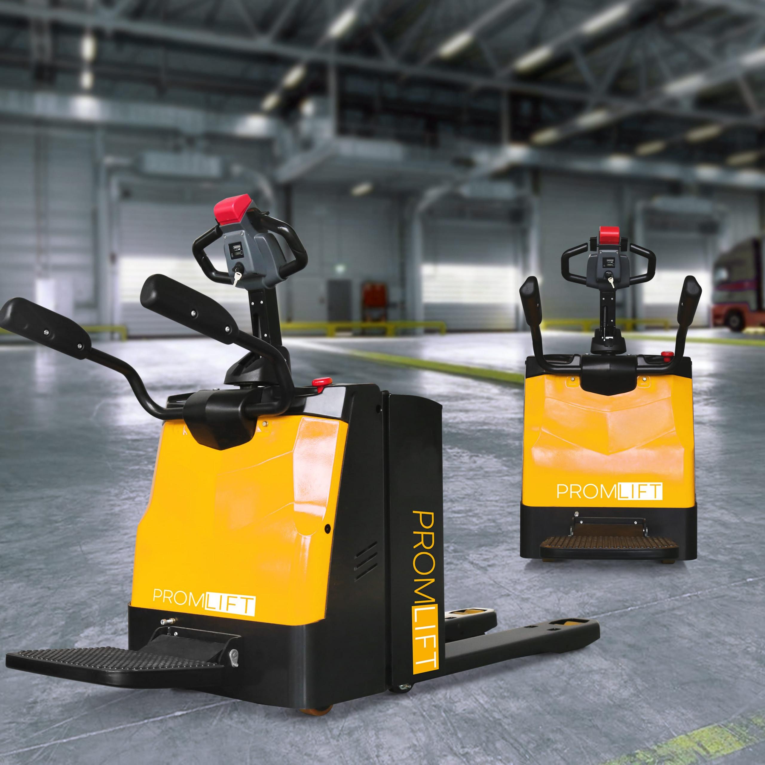 Elektryczny wózek paletowy Promlift PRP20P-CS