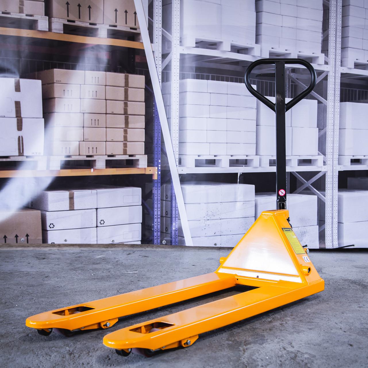 Manualny wózek paletowy Promlift PRH 30/1150 HERKULES