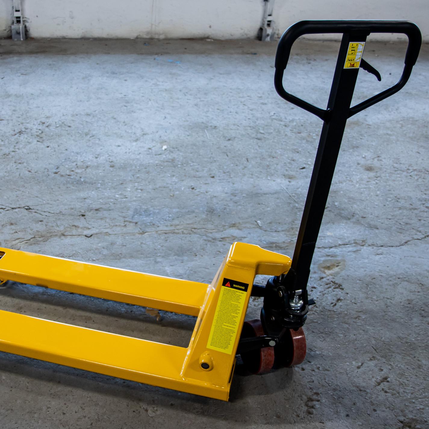 Manualny wózek paletowy Promlift PRH 25/800 NEPTUN